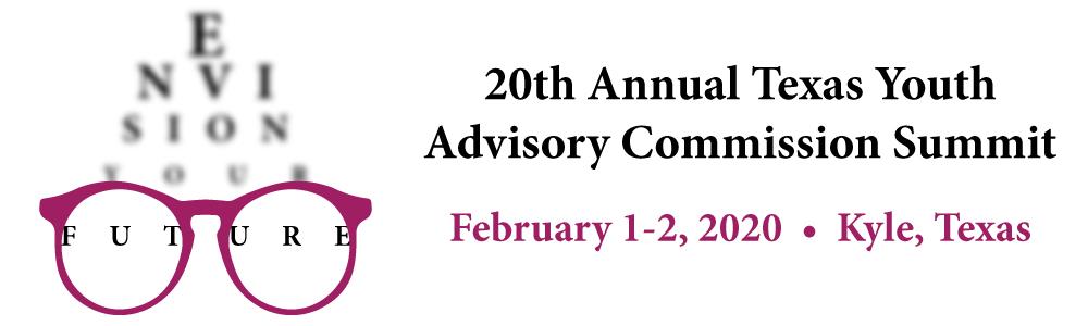 Texas Youth Advisory Commission Summit
