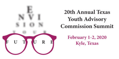 Texas Youth Advisory Commission Summit
